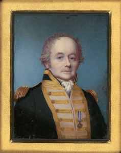 William Bligh. Image courtesy National Library of Australia.