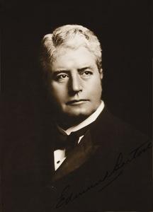 Edmund Barton c. 1901.