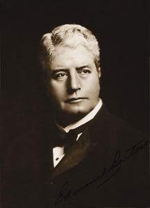 Edmund Barton c. 1901. Image courtesy National Library of Australia.