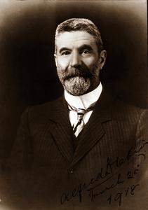 Alfred Deakin 1918.