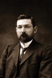 Chris Watson c.1904.