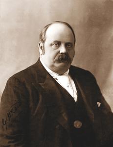 George Reid c.1904.
