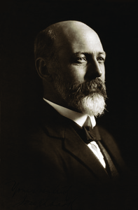 Joseph Cook c.1913. Image courtesy National Library of Australia.