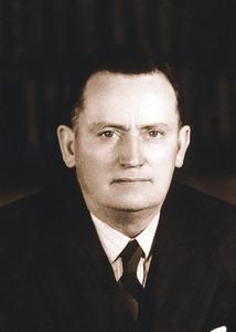 Frank Forde c.1945.