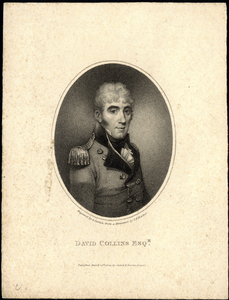 Colonel David Collins, Esq.