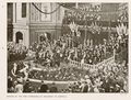 Opening of the first Commonwealth Parliament of Australia, Exhibition Building, Melbourne, 1901.