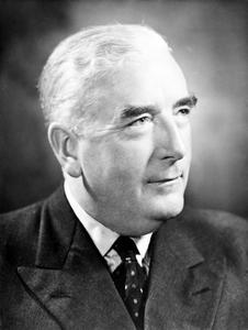 Portrait of Sir Robert Menzies, 1941.