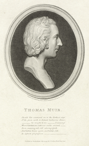 Thomas Muir, Published as the Act directs by J.S. Jordan, July 15, 1795.