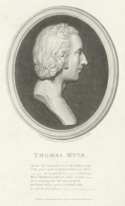 Thomas Muir. Published as the Act directs by J.S. Jordan, July 15, 1795.
