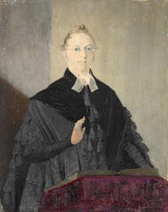 Rev. John Dunmore Lang, 1841.