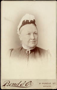 Catherine Helen Spence.