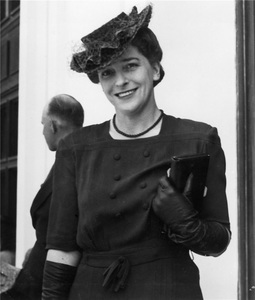 Dame Annabelle Rankin at Parliament House in 1946. Image courtesy of National Archives of Australia.