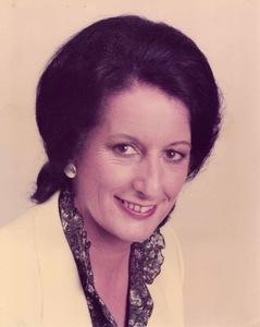 Shirley McKerrow, 1984.