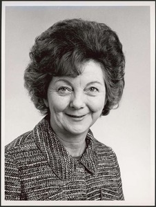 Joan Child. Museum of Australian Democracy Collection.