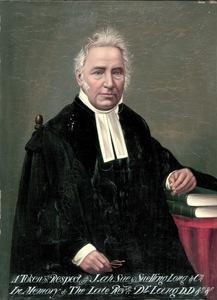 John Dunmore Lang.